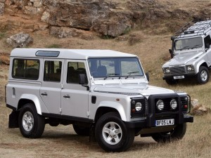 Land Rover_Defender_Pickup 4 door_2005